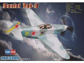 Hobby Boss Yak-3 1:72 80255