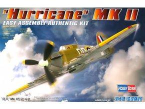 Hobby Boss Hurricane MK II 1:72 80215
