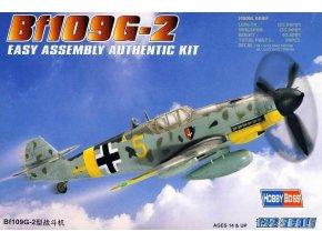 Hobby Boss Bf109G-2 1:72 80223