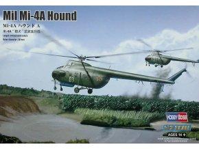 Hobby Boss vrtulník Mil Mi-4A Hound 1:72 87226