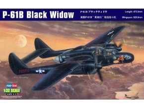 Hobby Boss P-61B Black Widow 1:32 83209