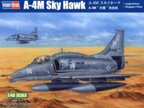 Hobby Boss A-4M Sky Hawk 1:48 81766