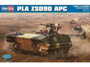 Hobby Boss PLA ZSD90 APC 1:35 82473