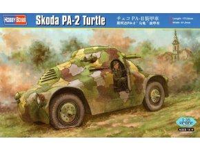 Hobby Boss Škoda PA-2 Turtle Želva 1:35 83888
