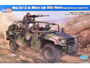 Hobby Boss Meng Shi 1.5 ton Military Light Utility Vehicle 1:35 82469