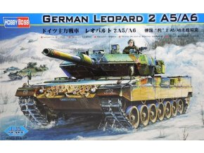 Hobby Boss German Leopard 2 A5/A6 1:35 82402