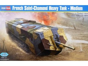 Hobby Boss French Saint-Chamond Heavy Tank 1:35 83859