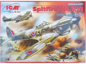 ICM Spitfire Mk.XVI 1:48 48071