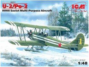 ICM U-2/Po-2 1:48 48251