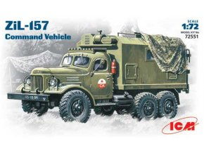 ICM ZiL-157 Command Vehicle 1:72 72551