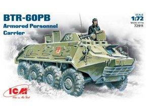 ICM BTR-60PB 1:72 72911