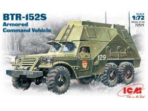 ICM BTR-152S 1:72 72511