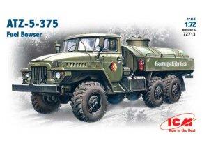 ICM ATZ-5-375 Ural 1:72 72713