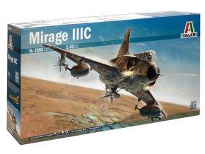 Italeri Mirage III 1:32 2505