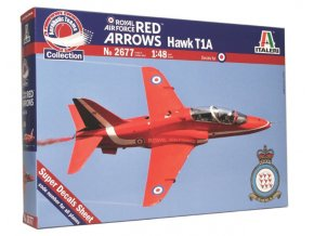 Italeri HAWK T1A RED ARROWS 1:48 2677