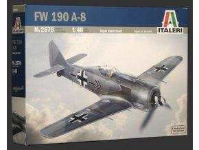 Italeri FW 190 A-8 1:48 2678