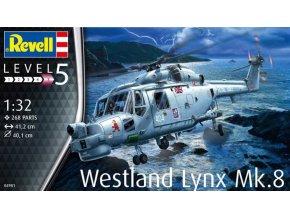 Revell Westland Lynx Mk. 8 1:32 04981