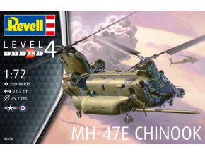 Revell MH-47 Chinook 1:72 03876