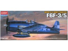 Academy F6F-3/5 Hellcat 1:72 12481