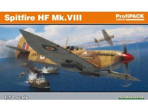 Eduard Spitfire HF Mk. VIII 1:72 70129