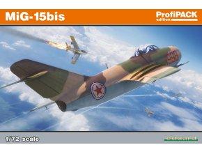 Eduard MiG-15bis 1:72 7059