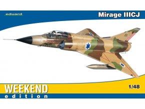 Eduard Mirage IIICJ 1:48 8494