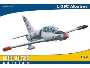 Eduard L-39C Albatros 1:72 7418