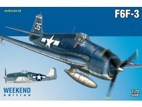 Eduard F6F-3 1:72 7441