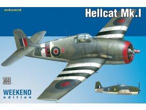 Eduard Hellcat Mk. I 1:72 7437