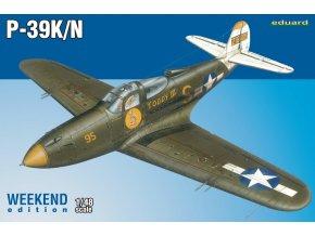 Eduard P-39K/N 1:48 84161