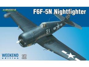 Eduard F6F-5N Nightfighter 1:48 84133