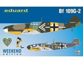 Eduard Bf 109G-2 1:48 84148