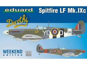 Eduard Spitfire LF Mk. IXc 1:48 84151