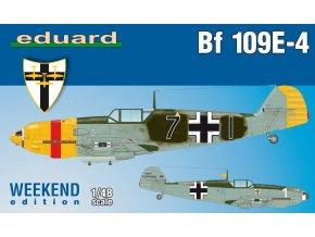 Eduard Bf 109E-4 1:48 84153