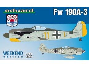 Eduard Fw 190A-3 1:48 84112
