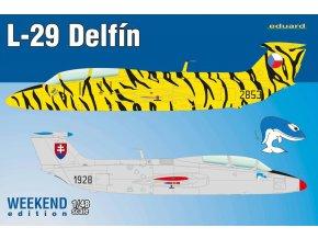 Eduard L-29 Delfín 1:48 8464