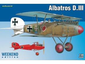 Eduard Albatros D. III 1:48 8438