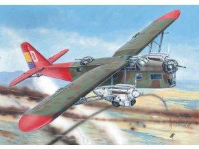 AZ model Potez 540 Bomber 1:72 AZ 7641