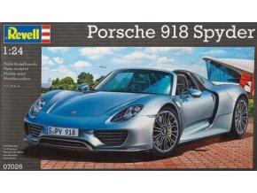 Revell Porsche 918 Spyder 1:24 07026