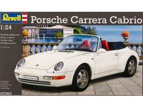 Revell Porsche 911 Carrera Cabrio 1:24 07063