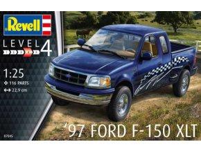 Revell '97 Ford F-150 XLT 1:25 07045