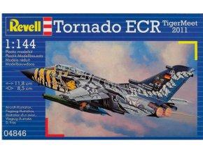 Revell letadlo Tornado ECR Tigermeet 2011 1:144 04846