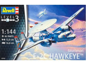 Revell letadlo Grumman E-2C Hawkeye 1:144 03945