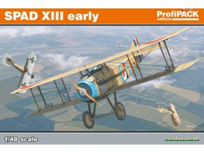 Eduard Spad XIII early 1:48 8197