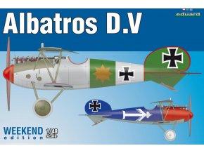 Eduard Albatros D. V 1:48 8408