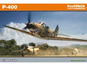 Eduard P-400 1:48 8092