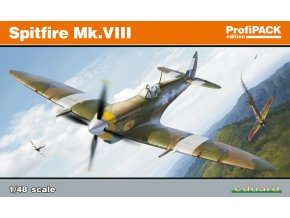 Eduard Spitfire Mk. VIII 1:48 8284