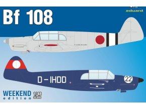 Eduard Bf 108 1:48 8479