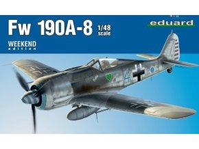 Eduard Fw 190A-8 1:48 84122