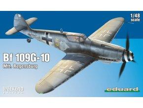 Eduard Bf 109G-10 Mtt. Regensburg 1:48 84168
